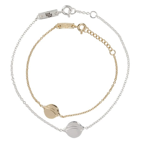 Daydreamers-You-Saturned-My-Life-Around-Giftset-Bracelets-mother-Daughter-Gold-Plated-Silver