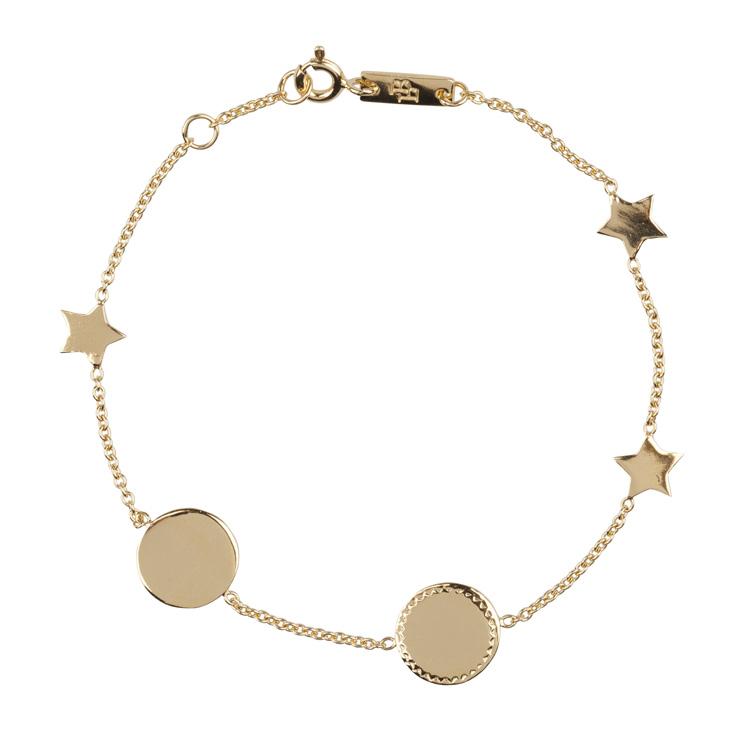 Miss-Universe-mother-bracelet-gold-plated-Lennebelle-Petites