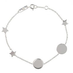 Miss-Universe-mother-bracelet-silver-Lennebelle-Petites