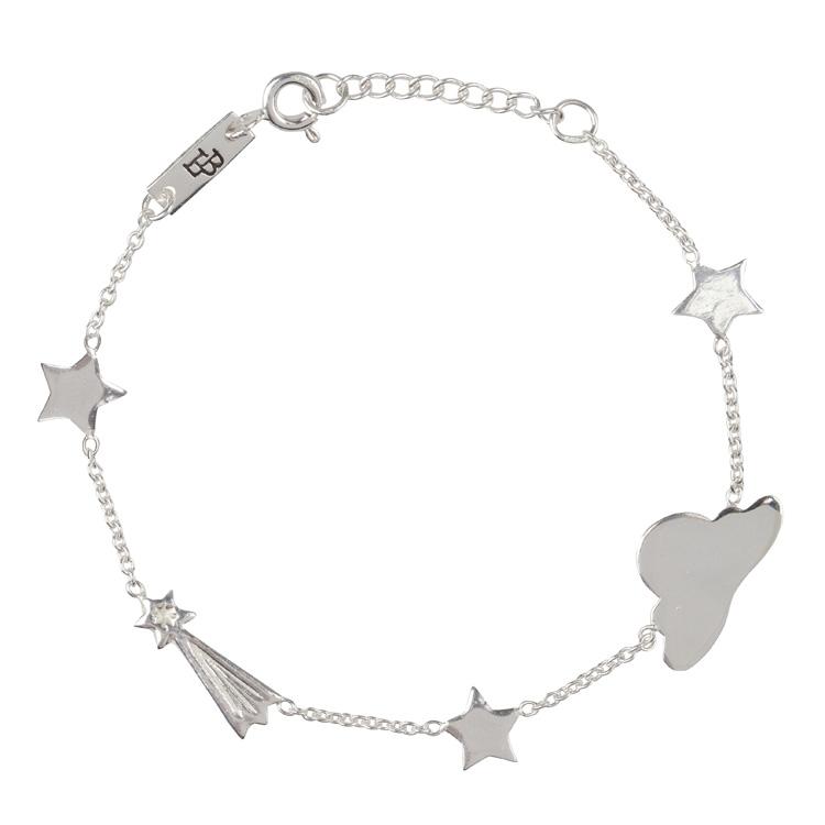 Bracelet fille - Stargazer argent