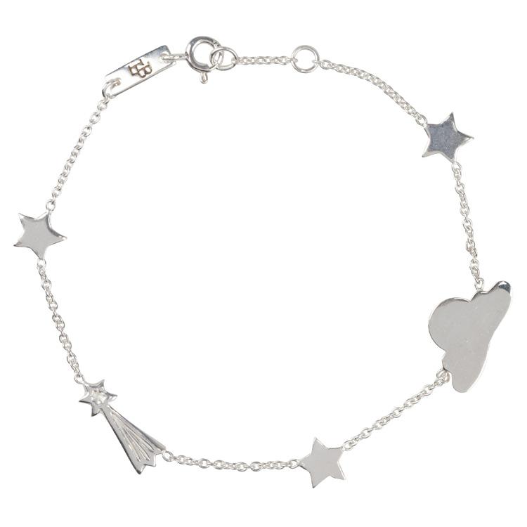 Mutter Armband silber- Stargazer - Lennebelle Petites