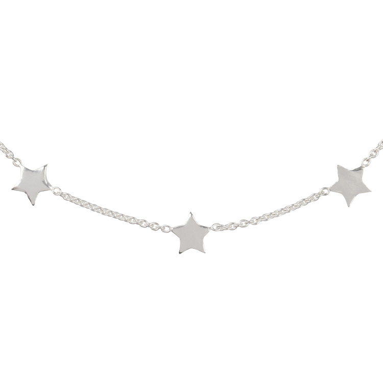 star bath product silver shop of necklace the
