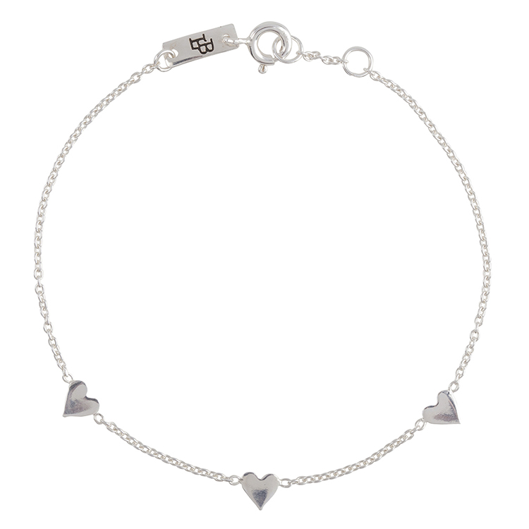 You-are-loved-mother-bracelet-silver