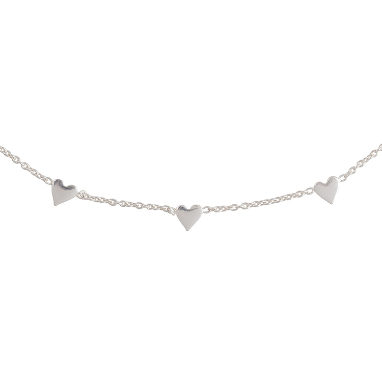 Collier - You are loved argent