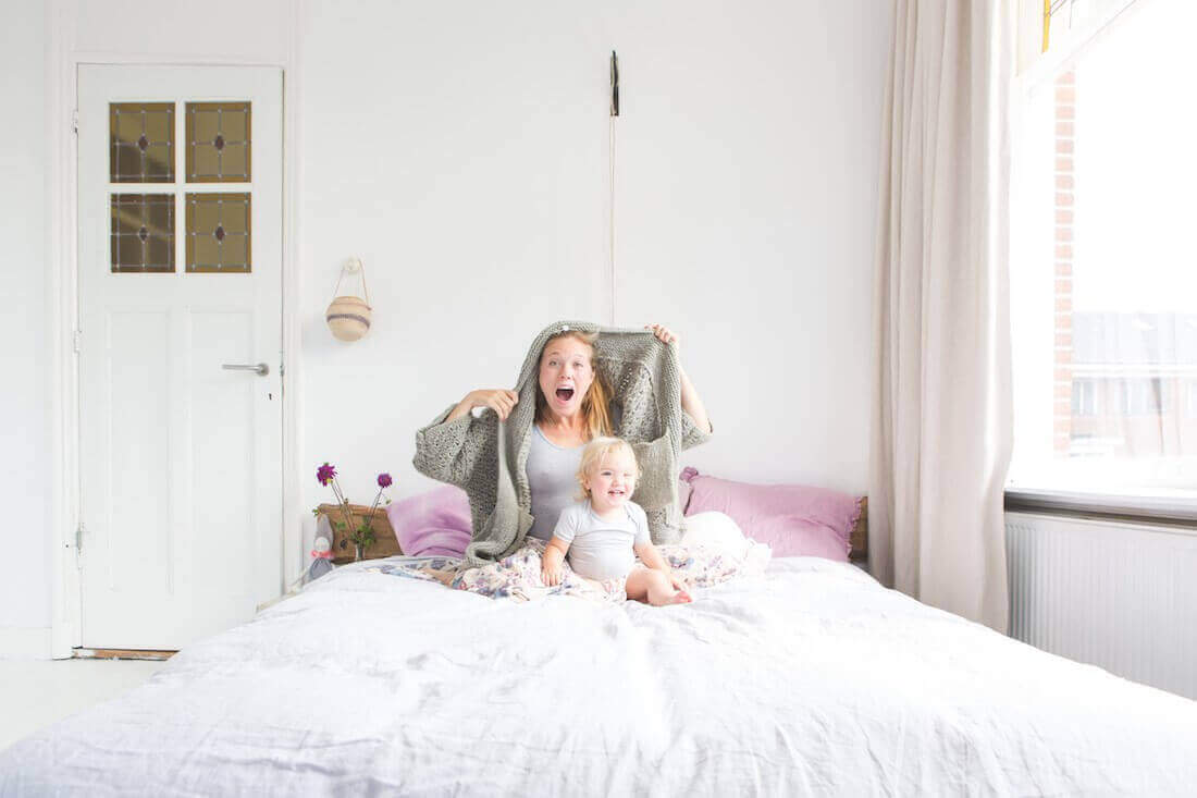 The Mamma Stories featuring Lenneke & Mette - Joey van Dongen