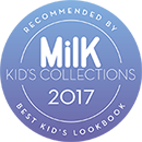 Lennebelle Petites recommended by Milk Magazine