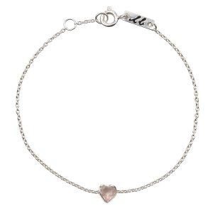 Rose quartz mother bracelet