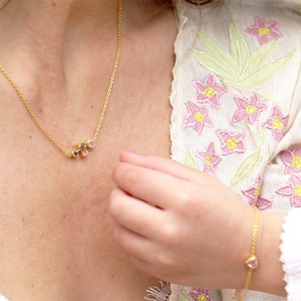 Love & Harmony necklace gp