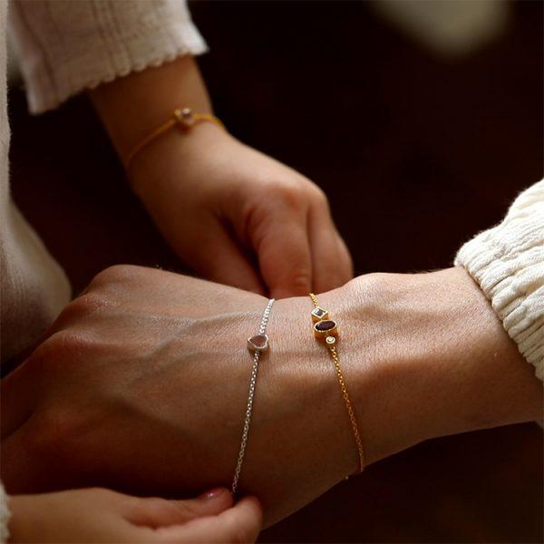 Patience mother bracelet