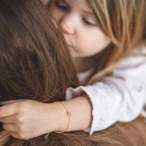 Pure Love daughte bracelet hug