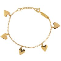 kids bracelet hearts
